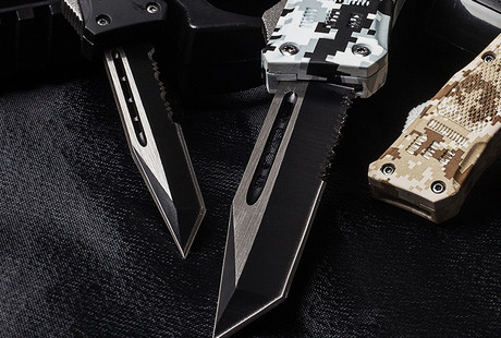 The Takt Knives Collection