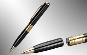 Pens with Embedded Cameras