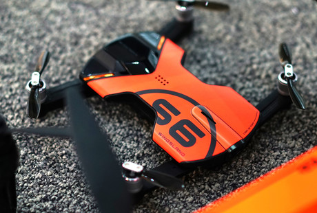 World's Smallest Drone