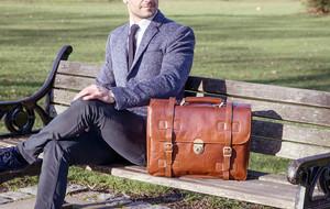 Premium Leather Travel Bags
