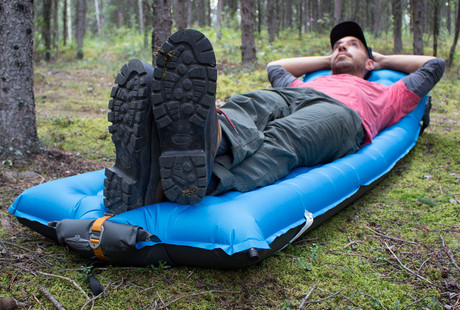 The Self-Inflating AirPad