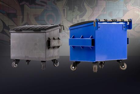 Customizable Mini Desktop Dumpsters