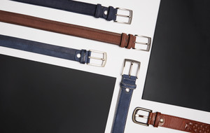 Luxe Leather Belts