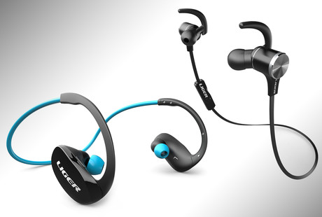 Noise-Canceling Bluetooth Headphones