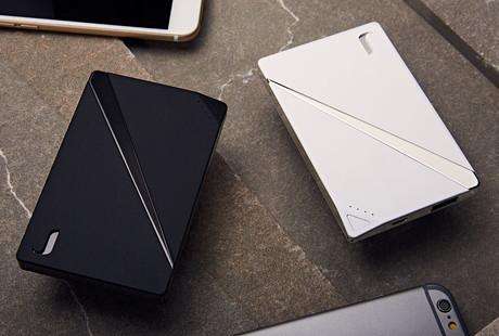 Sleek Portable Powerbanks