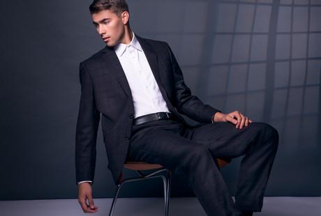 Smart Suiting + Sleek Sportcoats