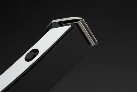 The Carbon Fiber Beard Trimmer