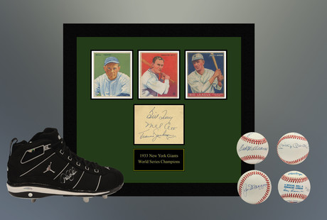 The Legends of Baseball