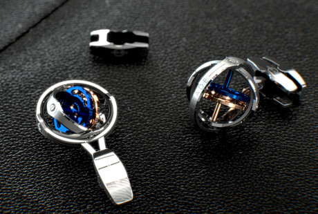 Audacious Luxury Cufflinks