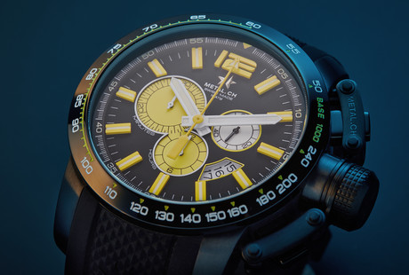 Luxurious + Sporty Timepieces