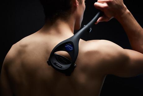 The Back Shaver