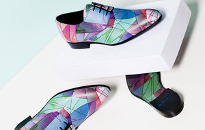 Vibrant Dutch Dress Shoes