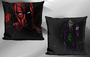 Pop Culture Throw Pillows
