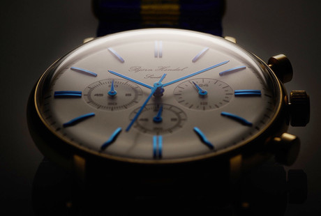 Swedish Chronograph Watches