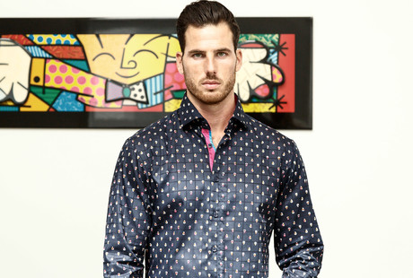 Impeccably Tailored Shirting