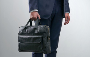 Classic Leather Briefcases