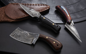 Pocket-Sized Blades, Texas-Sized Power