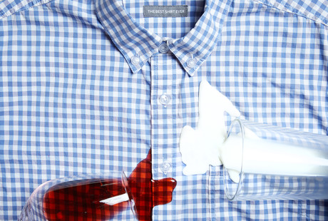 The Technical Dress Shirt with Plenty of Style