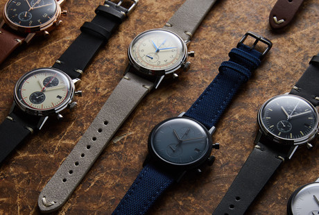 Vintage-Inspired Watches