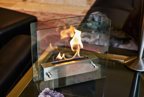 Eco-Friendly Fireplaces