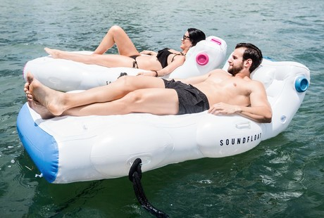 State-of-the-Art Pool Floats