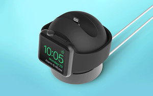 Apple® Watch + iPhone Charging Station