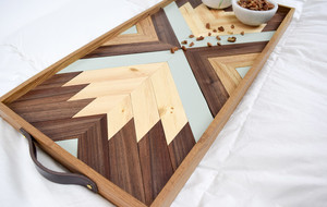 Hand-Crafted Functional Decor