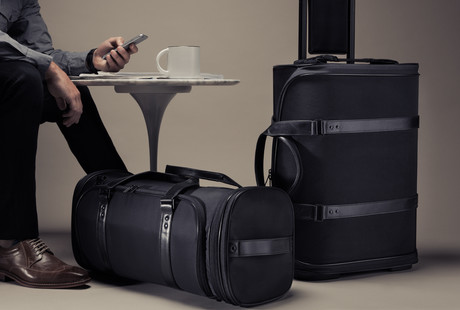 Gentlemanly Luggage