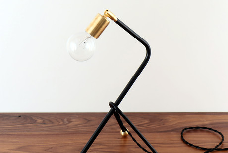 Minimalist Lamps + Sconces