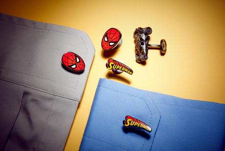 Comic Book Cufflinks