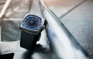 Unconventional Automatic Timepieces