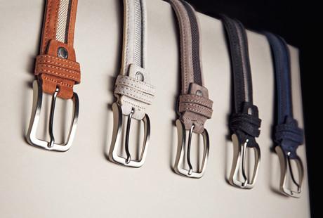 Italian Leather Belting
