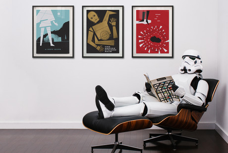 Limited Edition Star Wars Prints