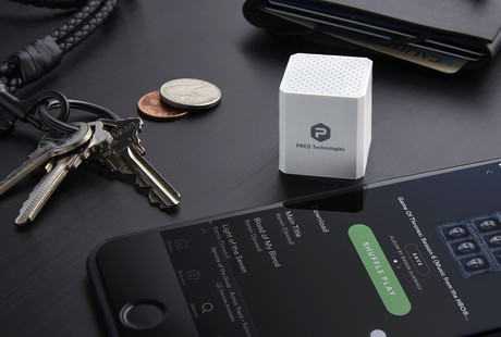 World's Smallest Bluetooth Speaker