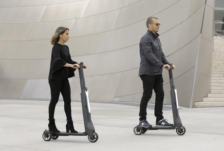 Smart Personal Transportation