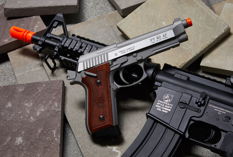 Realistic Airsoft Replica Firearms