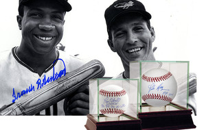 Authentic Signed MLB Memorabilia