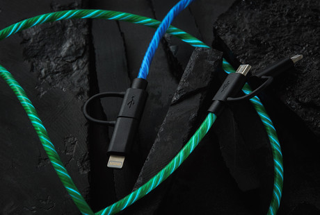 LED Charging Cables