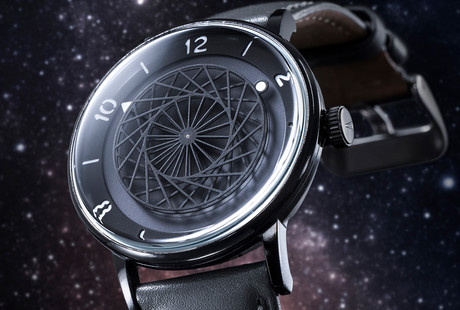 Automatic Watches Inspired By Gravity