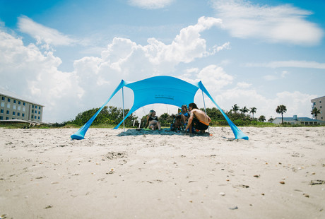 UV-Protected Tents