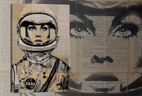 Retro Astronomy + Futurism
