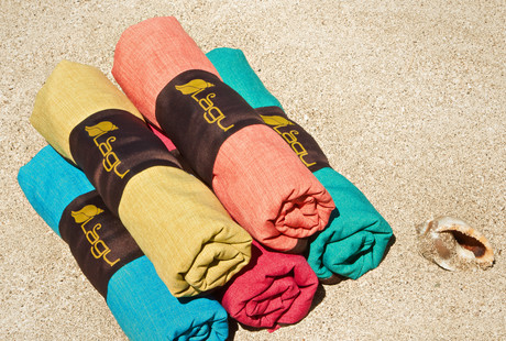 Sand Repellant Beach Blankets