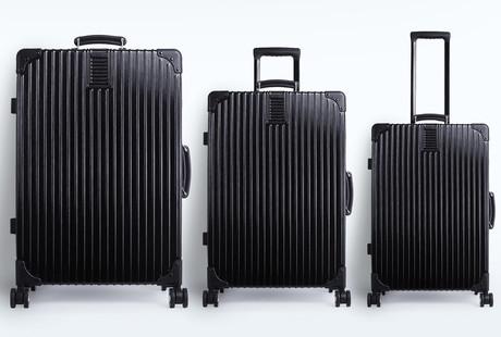 Lightweight Aluminum Luggage