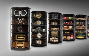 Accessory Organizer + Reversible Belts