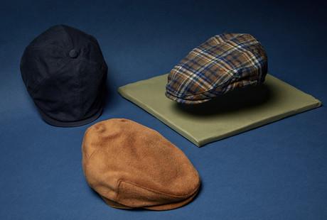 Classic Wool Hats & Caps