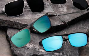 Metal + Carbon Fiber Sunglasses