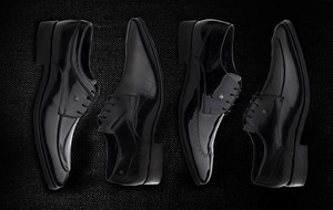 Casual Leather Dress Shoes + Sneakers