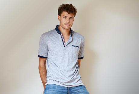 Polos + Dress Shirts