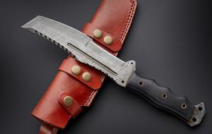 An Arsenal Of Blades