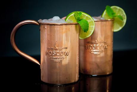 The Original Moscow Mule Mugs & Flasks